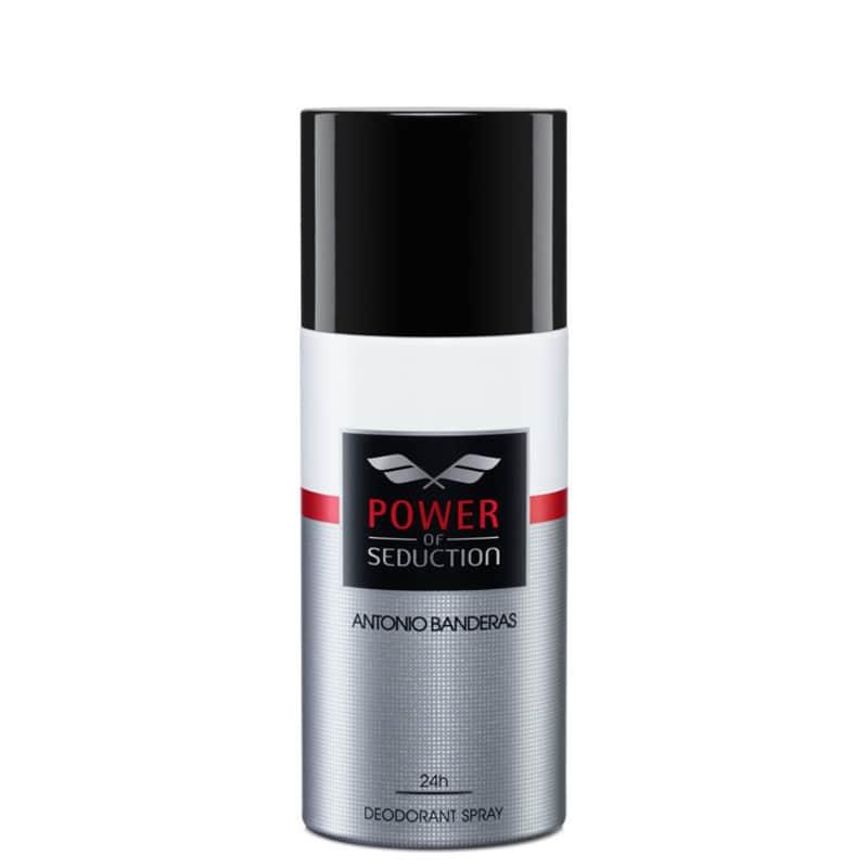 Desodorante Masculino Power Of Seduction Antonio Banderas