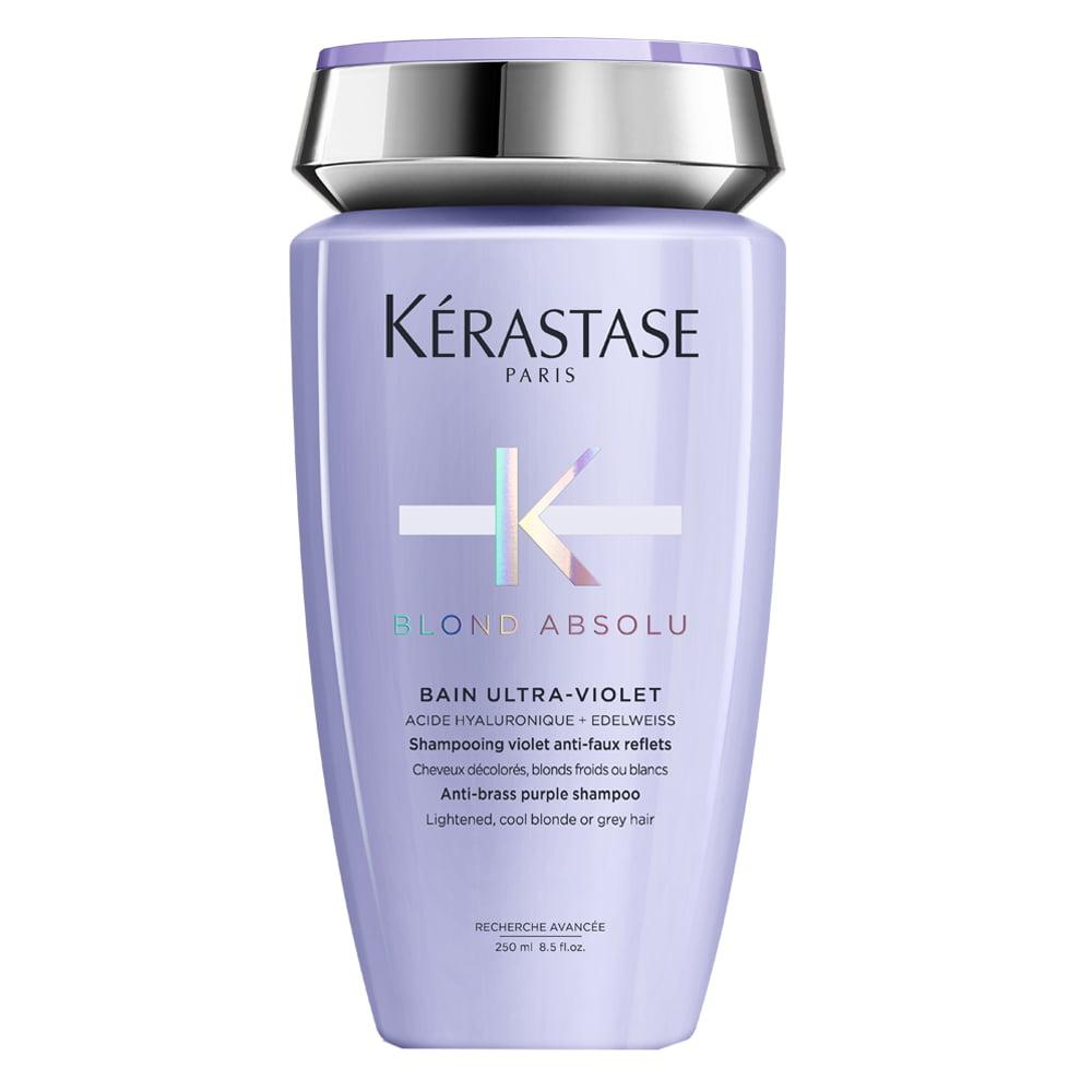 Shampoo Desamarelador Blond Absolu Bain Ultra-Violet Kérastase