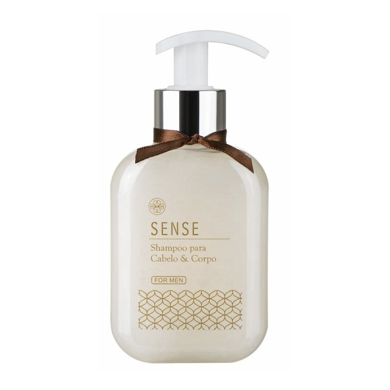 Shampoo Masculino Sense para Cabelo e Corpo 260ml