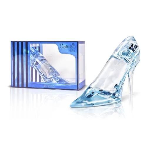 Perfume Feminino Cinderella Blue Disney Eau de Parfum