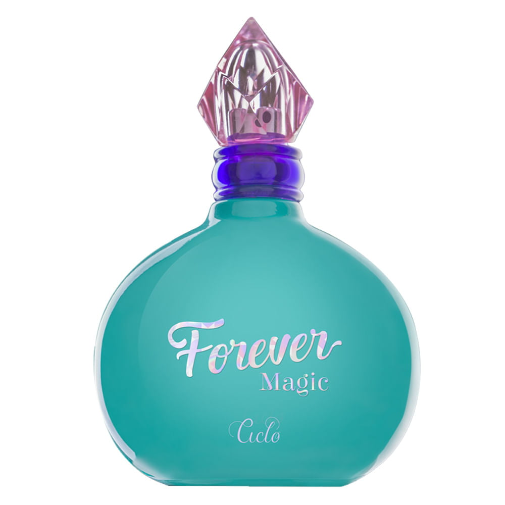 Perfume Feminino Forever Magic Ciclo Cosméticos