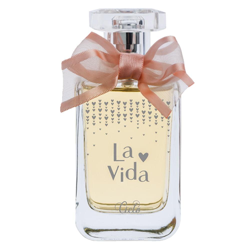 Perfume Feminino La Vida Ciclo Cosméticos