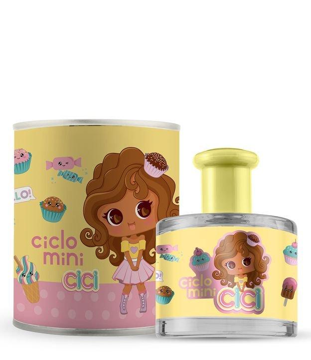 Perfume Infantil Feminino Ciclo Mini Cici Mel Ciclo Cosméticos