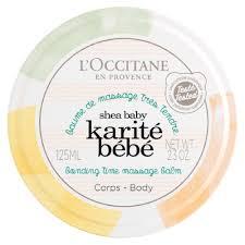Creme Hidratante Karité Bébé L'Occitane En Provence