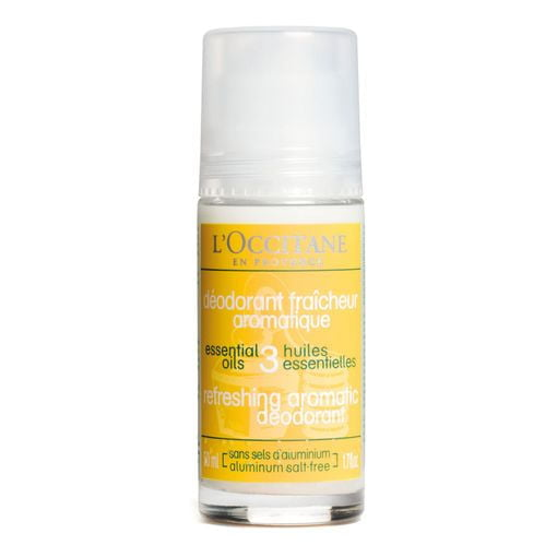 Desodorante Refrescante Fraicheur Aromatique L'Occitane En Provence