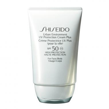 Protetor Solar Facial Urban Environment UV Protection Cream Plus SPF 50 Shiseido