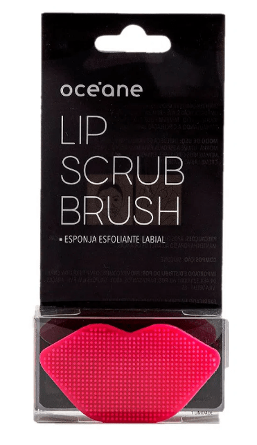 Esponja Esfoliante Labial Lip Scrub Brush Océane