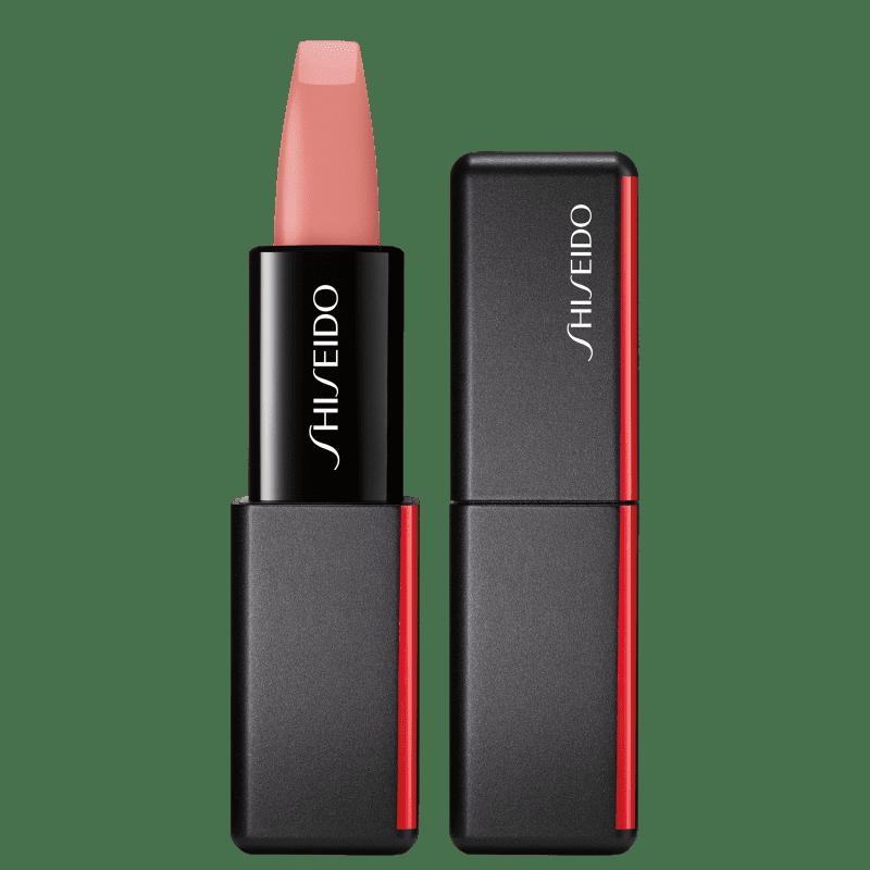 Batom Matte ModernMatte Powder Lipstick Shiseido 4g