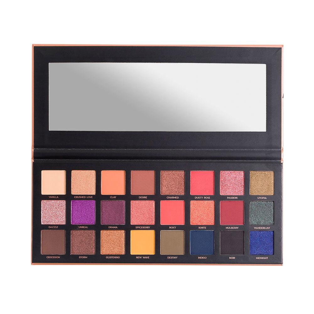 Paleta de Sombras Eyeshadow 24 Shades Océane 28g