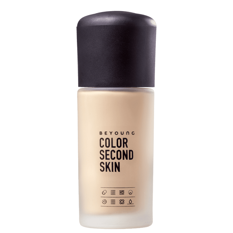 Base em Mousse Color Second Skin Beyoung 30g