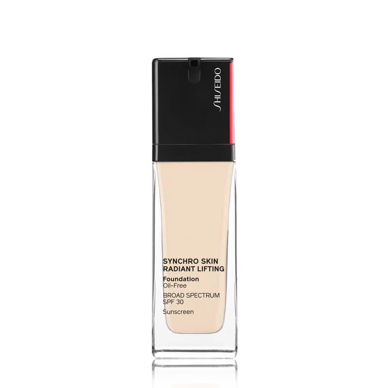 Base Líquida Synchro Skin Radiant Lifting Foundation SPF 30 Shiseido 30ml