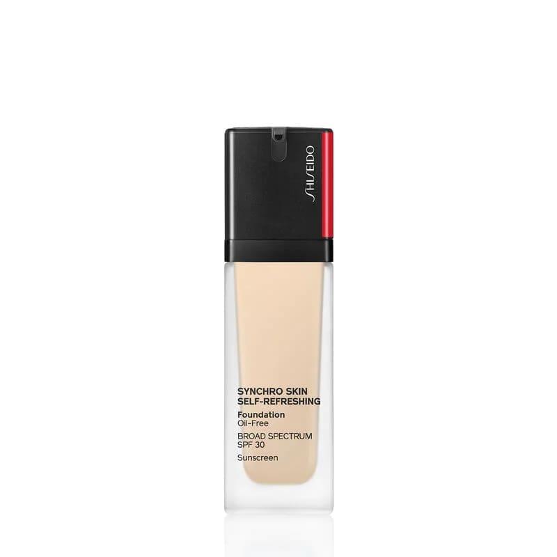 Base Líquida Synchro Skin Self-Refreshing Foundation Oil-Free SPF 30 Shiseido 30ml