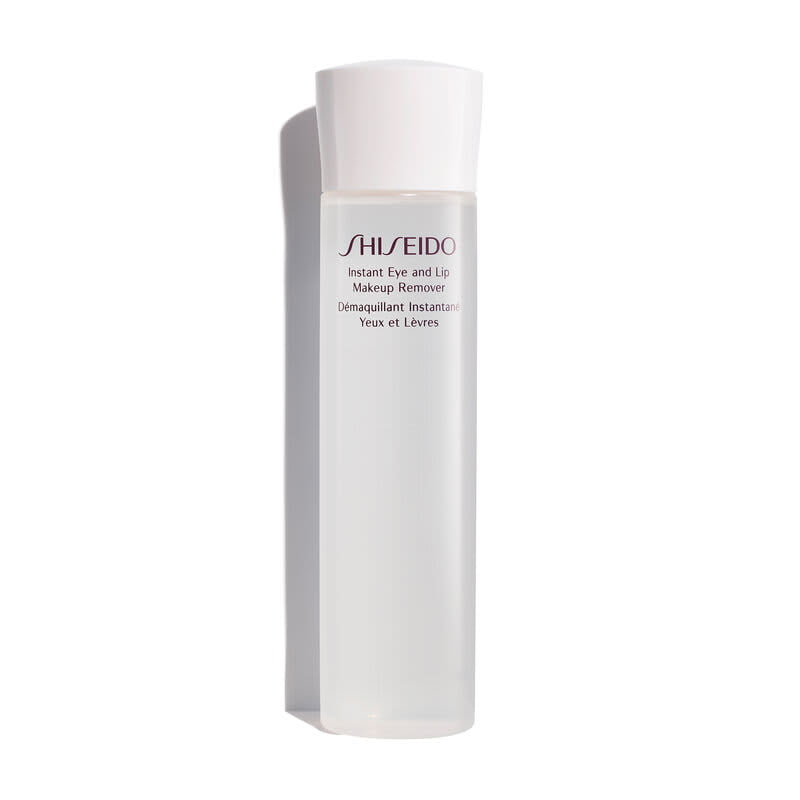 Demaquilante Bifásico para Lábios e Olhos Instant Eye and Lip Makeup Remover Shiseido