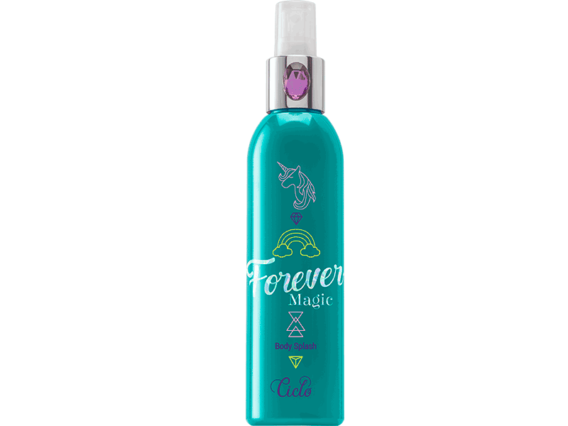 Body Splash Forever Magic Ciclo Cosméticos