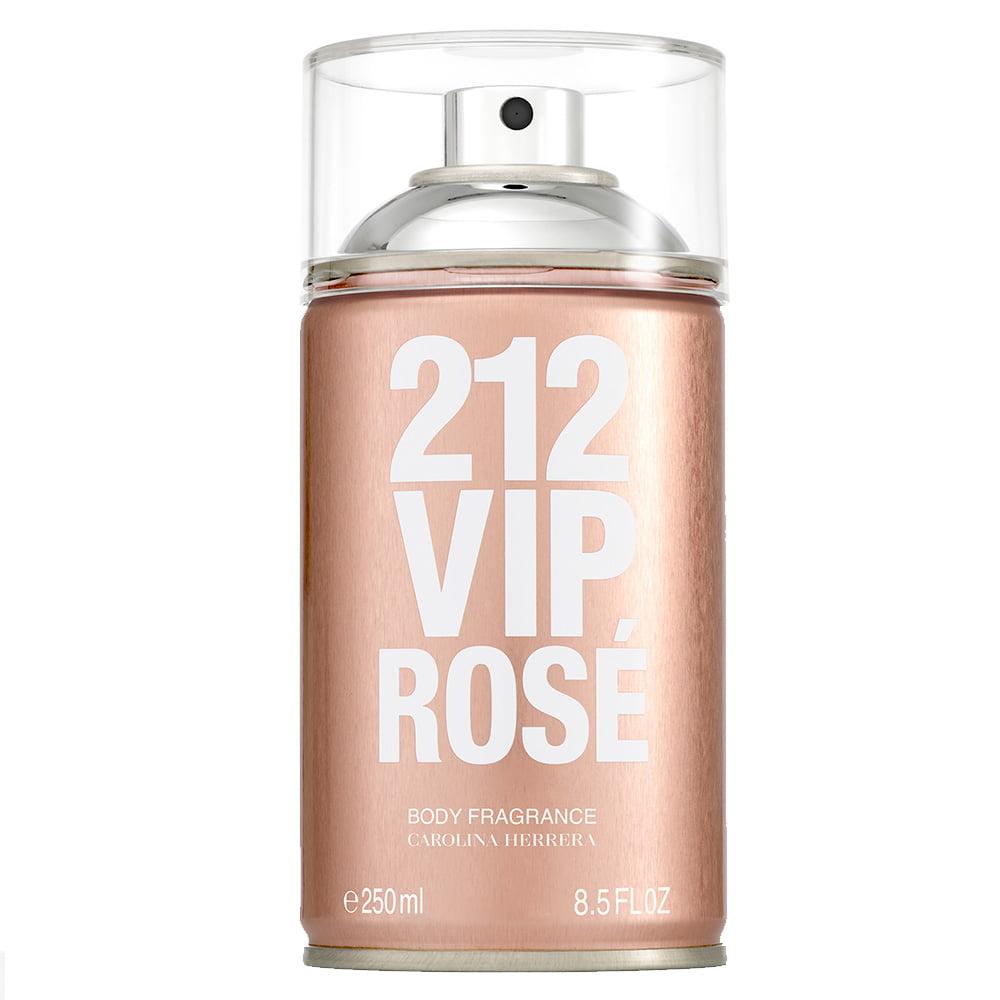 Body Spray 212 VIP Rosé Carolina Herrera
