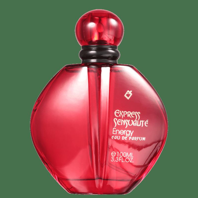Perfume Feminino Express Sensualité Energy Omerta Eau de Parfum