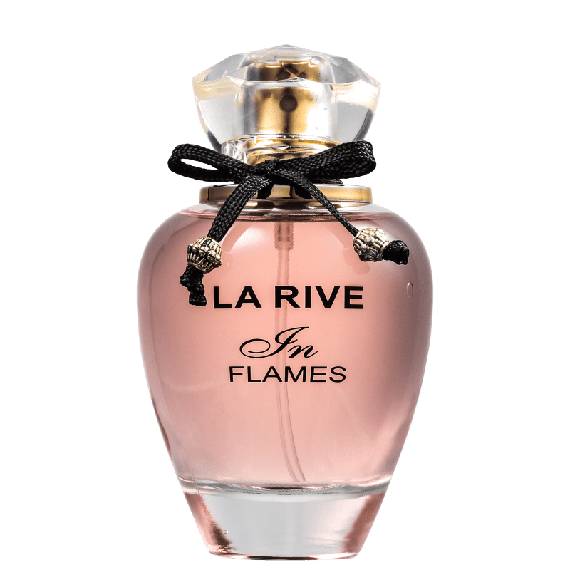 Perfume Feminino In Flames La Rive Eau de Parfum