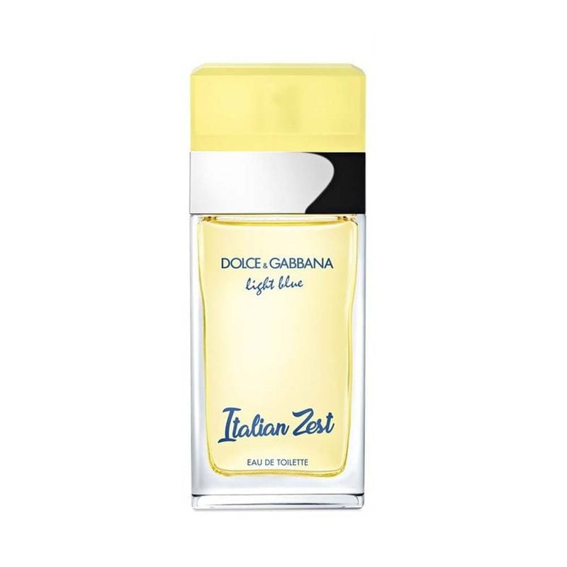 Perfume Feminino Light Blue Italian Zest Dolce & Gabbana Eau de Toilette