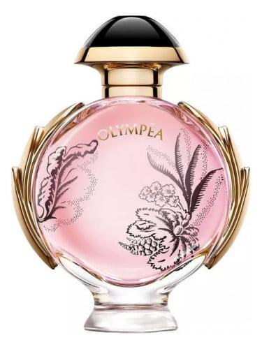 Perfume Feminino Olympéa Blossom Paco Rabanne Eau de Parfum Florale
