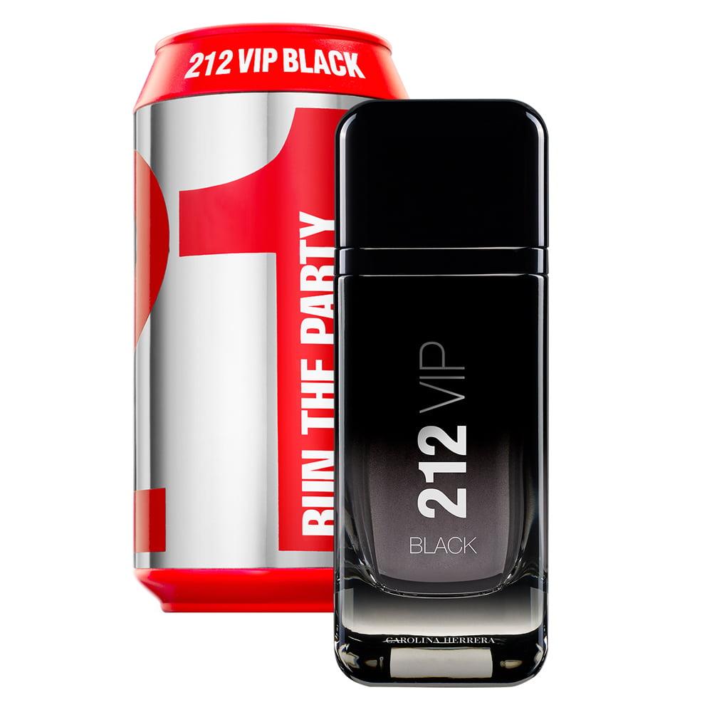 Perfume Masculino 212 VIP Black Sport Collector Edition Carolina Herrera Eau de Parfum