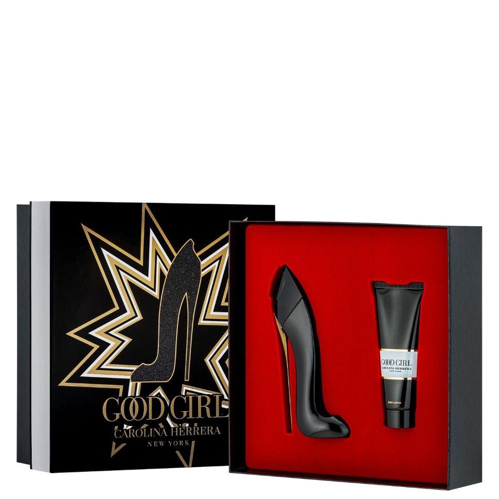 Kit Feminino Perfume Feminino Good Girl Eau de Parfum + Body Lotion Good Girl Carolina Herrera