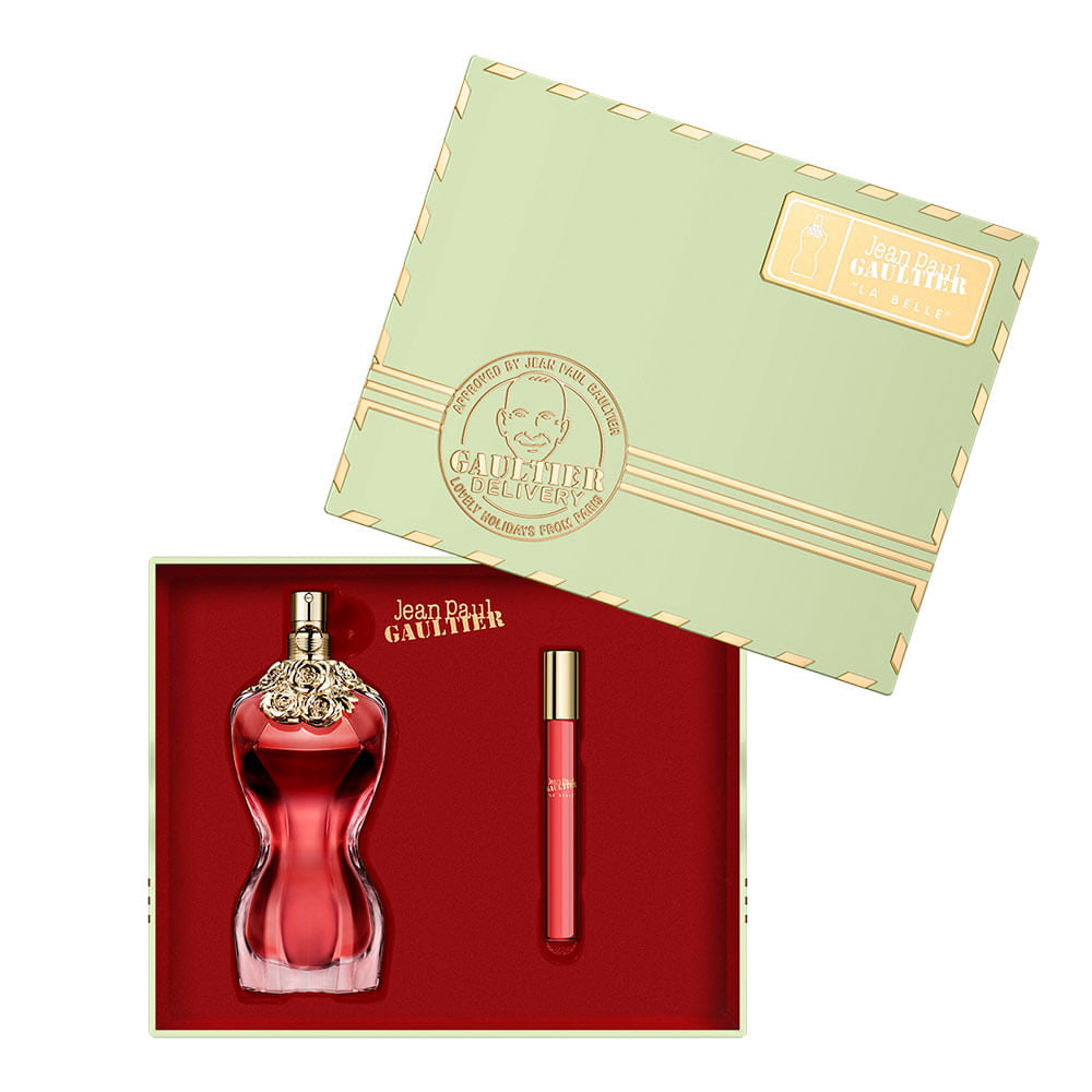 Kit Feminino Perfume La Belle Eau de Parfum + Travel Size Feminino La Belle Eau de Parfum Jean Paul Gaultier
