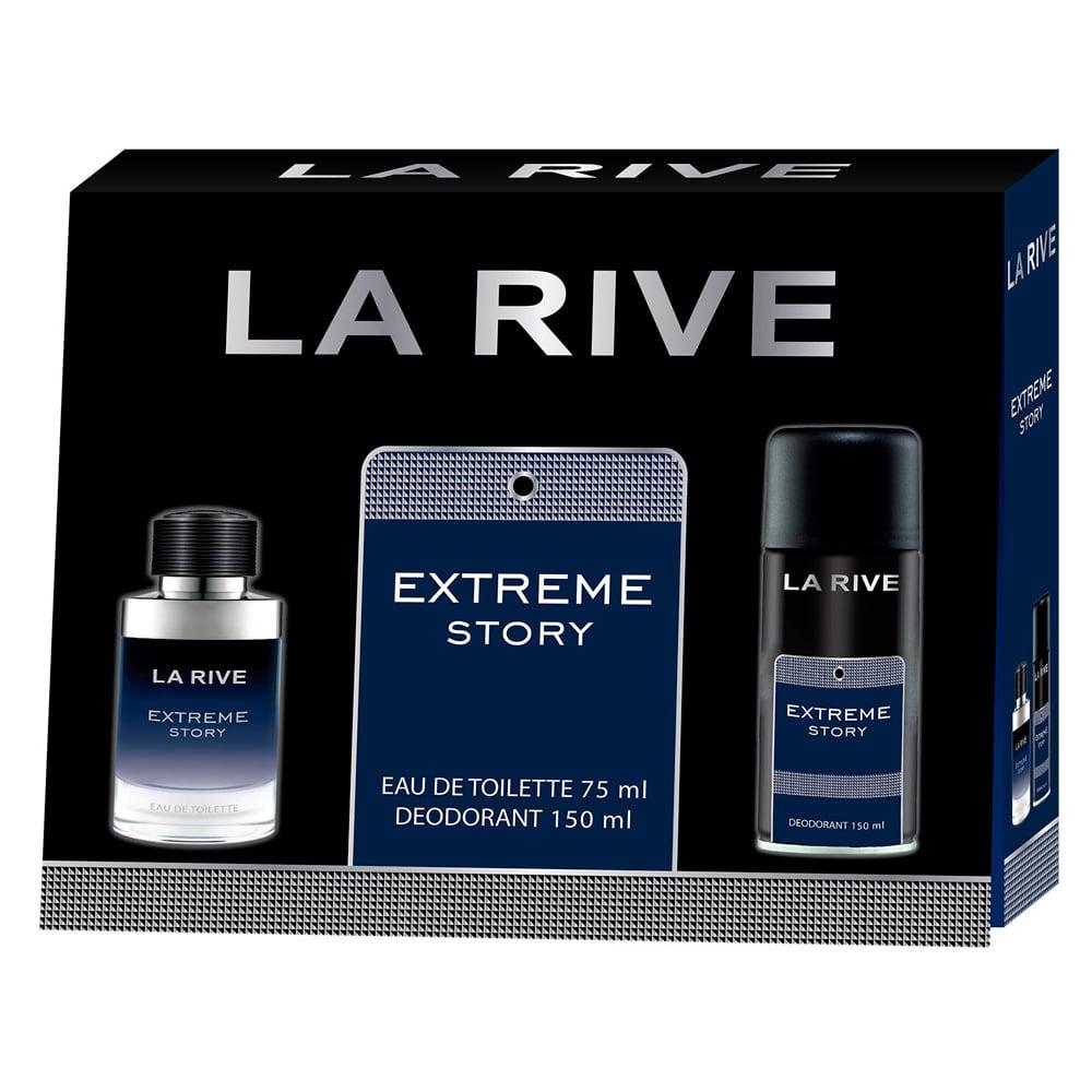 Kit Masculino Perfume Extreme Eau de Toilette + Desodorante Extreme La Rive