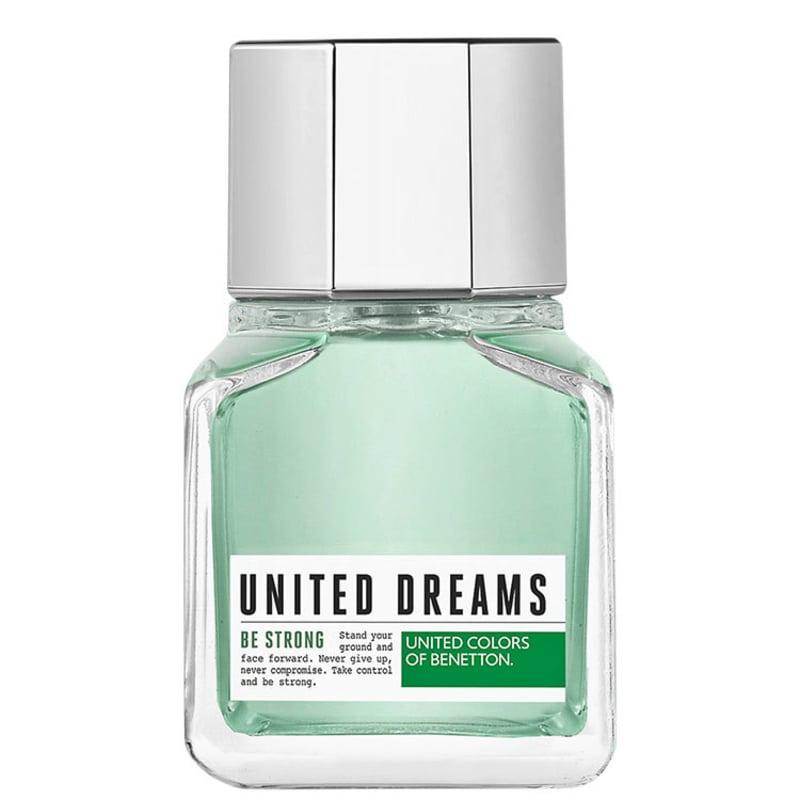 Perfume Masculino Be Strong United Dreams Benetton Eau de Toilette
