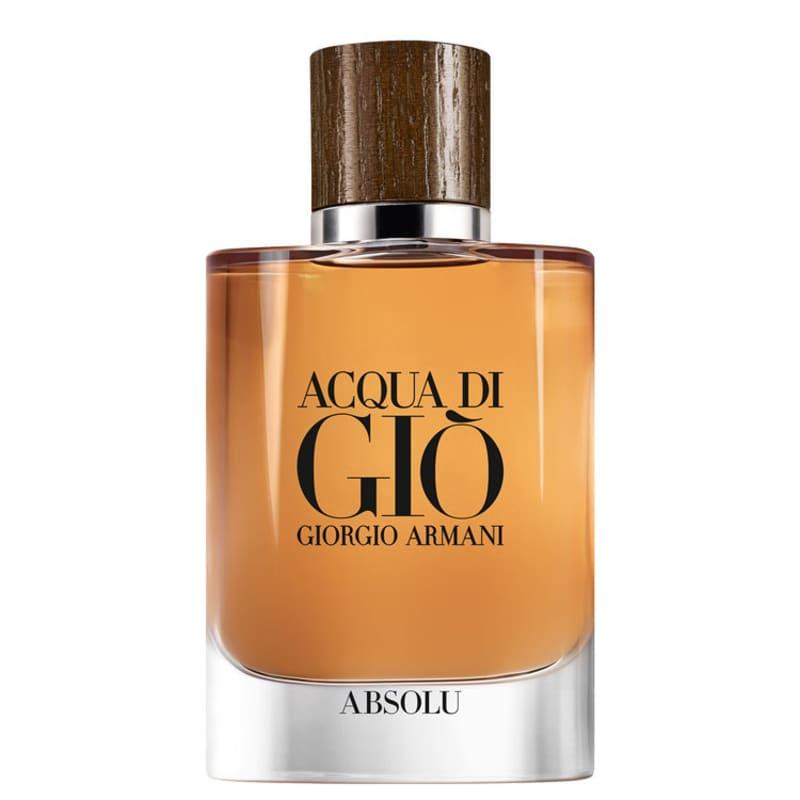 Perfume Masculino Acqua Di Giò Absolu Giorgio Armani Eau de Parfum
