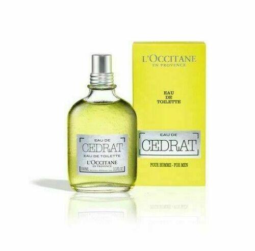 Perfume Masculino Cedrat L'Occitane En Provence Eau de Toilette