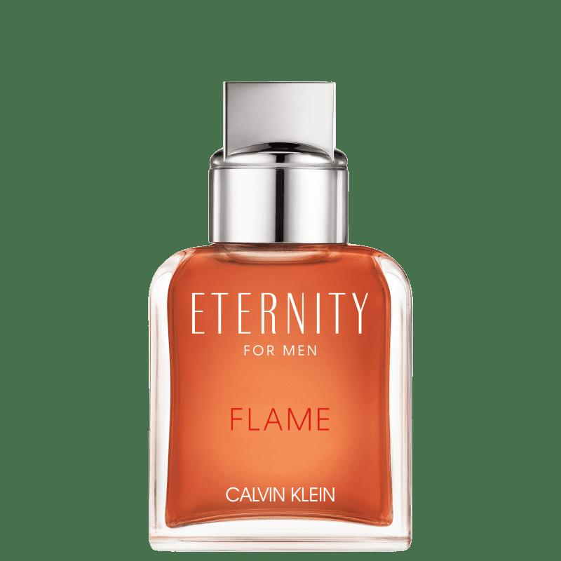 Perfume Masculino Eternity Flame For Men Calvin Klein Eau de Toilette