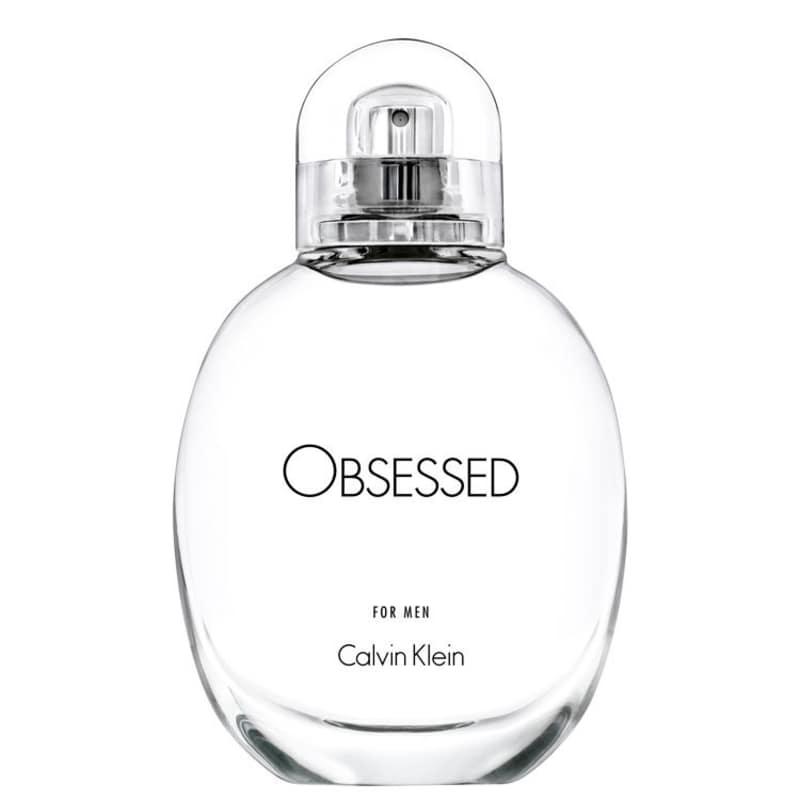 Perfume Masculino Obsessed For Men Calvin Klein Eau de Toilette