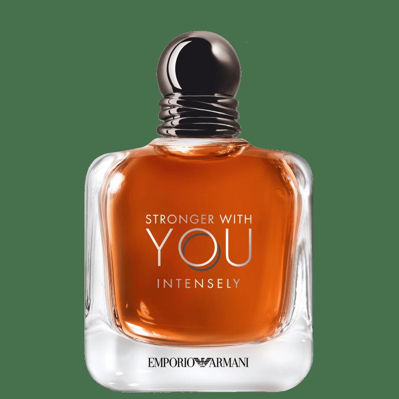 Perfume Masculino Stronger With You Intensely Giorgio Armani Eau de Parfum