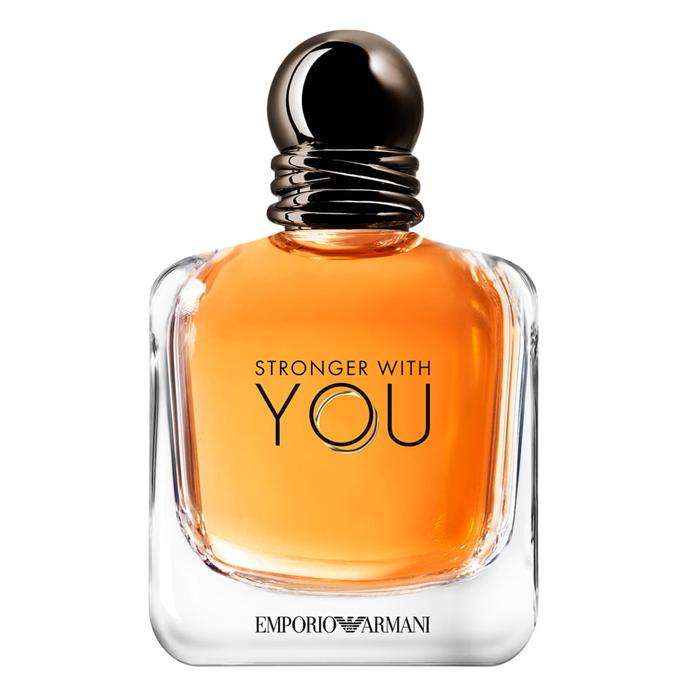 Perfume Masculino Stronger With You Giorgio Armani Eau de Toilette