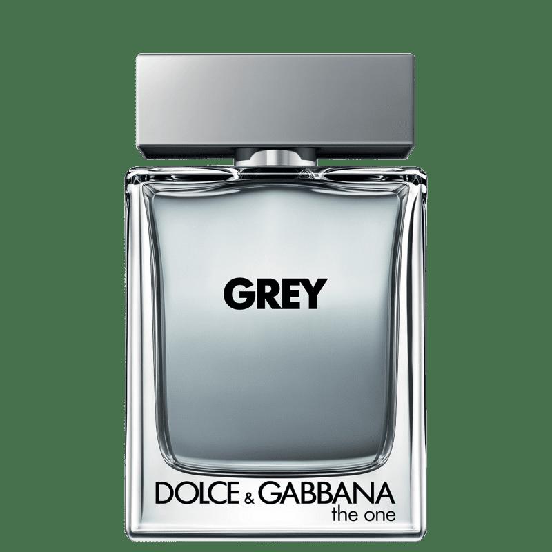 Perfume Masculino The One Grey Dolce & Gabbana Eau de Toilette Intense