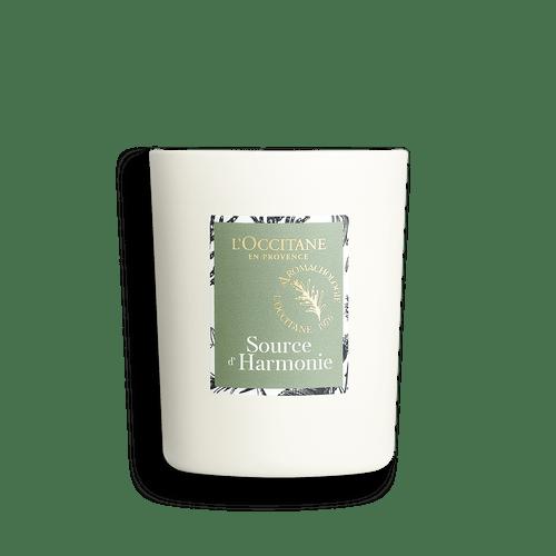Vela Perfumada Harmonizante Source d'Hamonie L'Occitane En Provence 140g