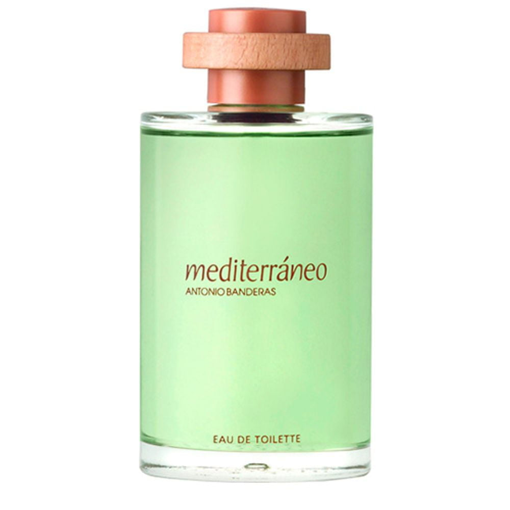 Perfume Masculino Mediterráneo Antonio Banderas Eau de Toilette