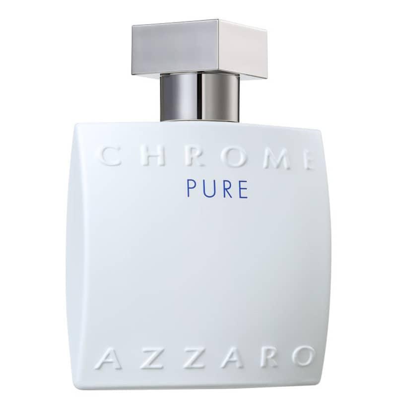 Perfume Masculino Chrome Pure Azzaro Eau de Toilette