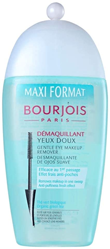 Demaquilante Yeux Doux Gentle Eye Makeup Bourjois Paris