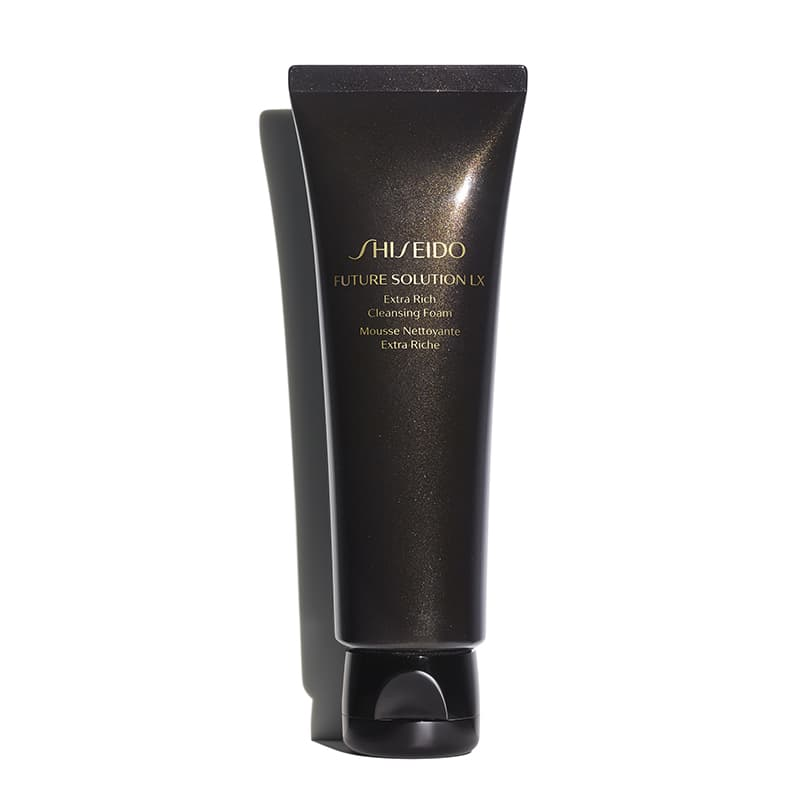 Espuma de Limpeza Facial Future Solution LX Extra Rich Cleansing Foam Shiseido