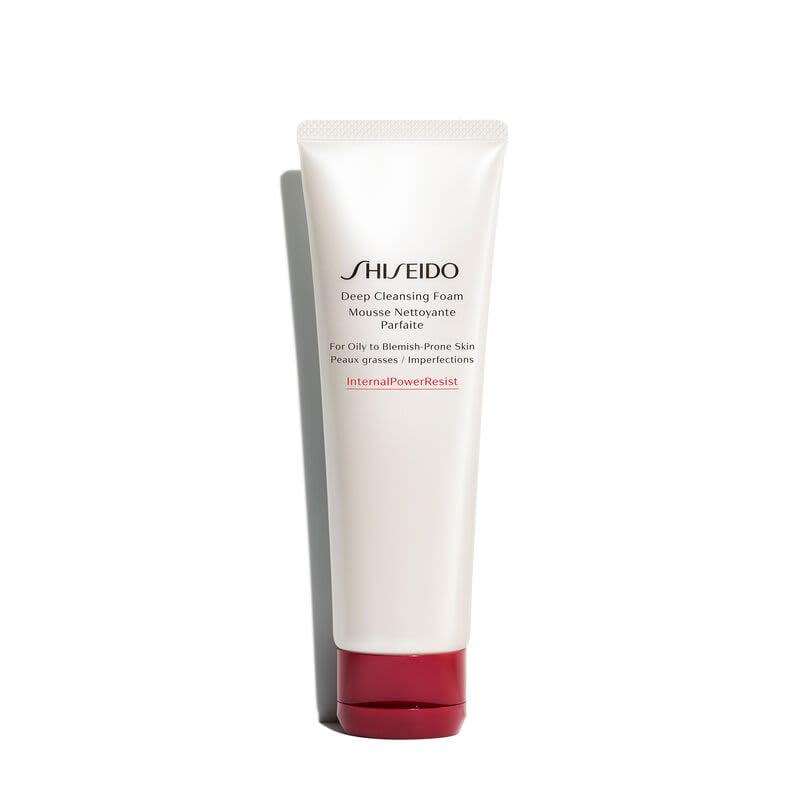 Espuma de Limpeza Facial Profunda Deep Cleansing Foam Shiseido