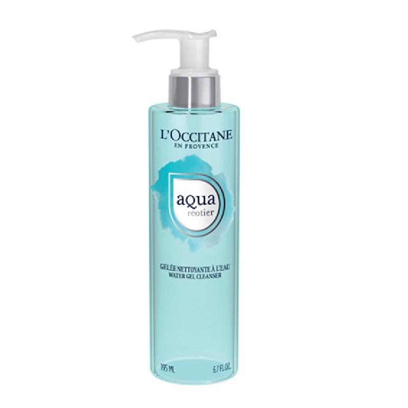 Gel de Limpeza Facial Aqua Réotier L'Occitane En Provence