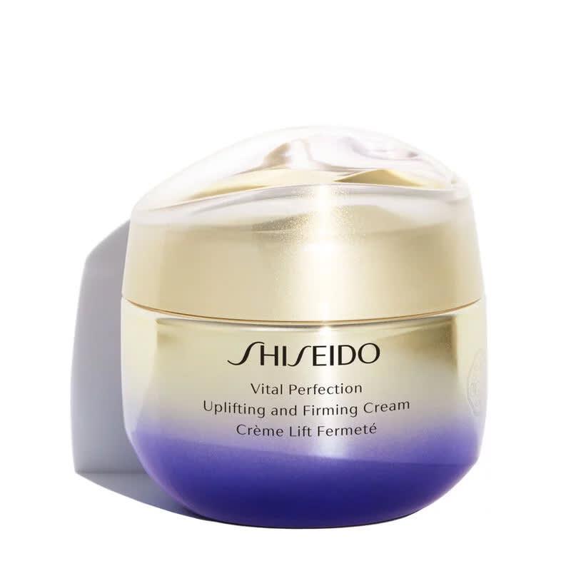 Creme Hidratante Efeito Lifting Facial Vital Perfection Uplifting and Firming Cream Shiseido