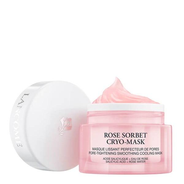 Máscara Facial de Resfriamento Rose Sorbet Cryo-Mask Lancôme