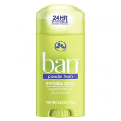 Desodorante em Stick Ban Powder Fresh
