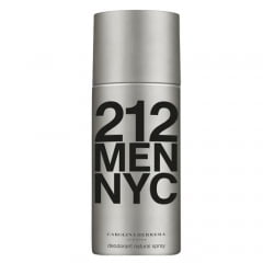 Desodorante Masculino 212 Men NYC Carolina Herrera