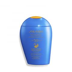 Protetor Solar Facial Expert Sun Aging Protection Lotion SPF 50 Shiseido