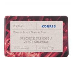 Sabonete em Barra Cremoso Korres 90g