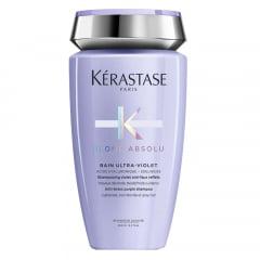 Shampoo Desamarelador Blond Absolu Bain Ultra-Violet