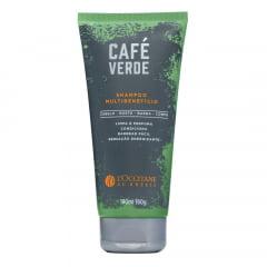 Shampoo Masculino Multibenefício Café Verde L'Occitane Au Brésil